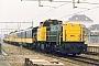 "MaK 1200017 - NS ""6417"" 08.10.1991 - LeeuwardenHenk Hartsuiker"
