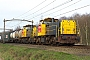 "MaK 1200022 - Railion ""6422"" 17.02.2007 - HaarenAd Boer"