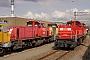 """MaK 1200022 - DB Schenker """"6422"""" 27.04.2013 - Rotterdam, WaalhavenWerner Schwan"""