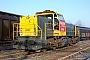 """MaK 1200024 - DB Schenker """"6424 """" 03.03.2010 - VenloHarald Belz"""