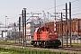 """MaK 1200024 - DB Schenker """"6424"""" 31.05.2013 - Rotterdam-Waalhaven ZuidMartin Weidig"""