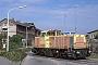 "MaK 1200025 - Railion ""6425"" 07.09.1989 - KielHorst Ebert"