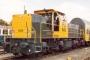 "MaK 1200029 - NS ""6429"" __.06.1991 - Köln-HansaringMarkus Henrichs"