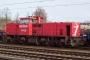 "MaK 1200030 - Railion ""6430"" 27.01.2007 - AlmeloMartijn Schokker"