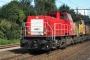 "MaK 1200031 - Railion""6431"" 18.09.2007 - OisterwijkAd Boer"