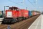 """MaK 1200032 - DB Schenker """"6432"""" 21.04.2016 - Tilburg ReeshofHenk Hartsuiker"""