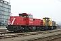 """MaK 1200042 - DB Schenker """"6442 """" 16.03.2009 - Rotterdam-WaalhavenAlexander Leroy"""
