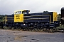"MaK 1200044 - NS ""6444"" 21.09.1990 - Kiel-SchusterkrugTomke Scheel"