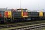 """MaK 1200045 - DB Schenker """"6445"""" 17.10.2014 - AmersfoortWerner Schwan"""