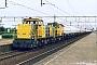 """MaK 1200045 - NS """"6445"""" 24.06.1991 - Lage ZwaluweHenk Hartsuiker"""