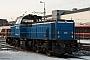 """MaK 1200046 - Grenland Rail """"6446"""" 21.01.2017 - Sundland, DrammenØyvind Berg"""