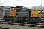 """MaK 1200048 - Railion """"6448"""" 17.01.2009 - AmersfoortBert Groeneveld"""