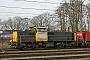 """MaK 1200051 - DB Schenker """"6451"""" 18.01.2014 - SittardWerner Schwan"""