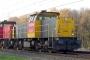 "MaK 1200052 - Railion ""6452"" 28.11.2006 - HaarenAd Boer"
