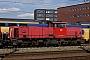 """MaK 1200054 - DB Schenker """"6454"""" 29.08.2015 - AmersfoortWerner Schwan"""
