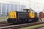 "MaK 1200055 - NS ""6455"" 08.02.1993 - LeeuwardenHenk Hartsuiker"
