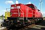"""MaK 1200064 - DB Schenker """"6464"""" 31.07.2015 - Coevorden-HeegeJohann Thien"""