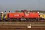 """MaK 1200073 - DB Schenker """"6473 """" 12.11.2011 - AmersfoortWerner Schwan"""