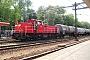 """MaK 1200078 - DB Schenker """"6478"""" 26.06.2012 - Dordrecht, CentraalLeon Schrijvers"""