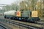 """MaK 1200079 - DB Schenker """"6479"""" 23.03.2007 - Dordrecht CentraalLeon Schrijvers"""