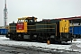 """MaK 1200080 - DB Schenker """"6480"""" 10.02.2015 - Rybnik, DB Schenker Rail Polska WorksPetr Štefek"""
