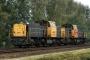 """MaK 1200087 - Railion""""6487"""" 02.10.2007 - BoxtelAd Boer"""