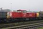"""MaK 1200091 - DB Schenker """"6491"""" 17.10.2014 - AmersfoortWerner Schwan"""