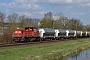 """MaK 1200102 - DB Schenker """"6502"""" 22.03.2017 - Dordrecht ZuidSteven Oskam"""