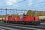 """MaK 1200102 - DB Schenker """"6502"""" 19.11.2016 - RoosendaalWerner Schwan"""
