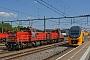 """MaK 1200104 - DB Schenker """"6504"""" 28.06.2018 - SittardWerner Schwan"""