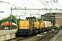 """MaK 1200107 - Railion """"6507"""" 15.05.2003 - Arnhem, CentraalLeon Schrijvers"""