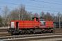 """MaK 1200107 - DB Schenker """"92 84 2006 507-2 NL-RN"""" 26.03.2016 - SittardWerner Schwan"""
