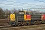 """MaK 1200109 - DB Schenker """"6509"""" 09.01.2011 - SittardWerner Schwan"""
