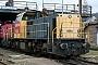 "MaK 1200110 - Railion ""6510"" 08.01.2009 - Liège-Kinkempois, DepotAlexander Leroy"