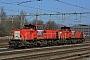 """MaK 1200112 - DB Schenker """"6512"""" 13.03.2016 - SittardWerner Schwan"""