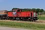 """MaK 1200113 - DB Schenker """"6513"""" 10.07.2015 - Zeeuws Vlaanderen, DOW-StreckeMaarten van der Willigen"""