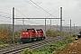 """MaK 1200116 - DB Cargo """"6516"""" 15.11.2020 - WarsageAlexander Leroy"""