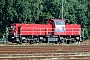 """MaK 1200117 - DB Schenker """"6517"""" 03.09.2015 - RoosendaalLeon Schrijvers"""