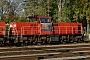 """MaK 1200120 - DB Cargo """"6520"""" 01.11.2017 - SittardWerner Schwan"""