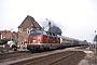 """MaK 2000007 - DB """"220 007-9"""" 16.08.1983 - Himmelpforten, BahnhofThomas Gottschewsky"""