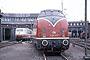 """MaK 2000007 - DB """"V 200 007"""" 05.05.1984 - Hannover, BahnbetriebswerkThomas Gottschewsky"""