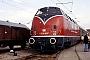 """MaK 2000007 - BSW-Lübeck """"V 200 007""""  12.07.1987 - BösingfeldHeinrich Hölscher"""