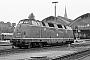 """MaK 2000007 - DB """"220 007-9"""" 14.08.1981 - Lübeck, HauptbahnhofDietrich Bothe"""