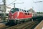 "MaK 2000007 - DB Museum ""V 200 007"" 02.10.2002 - Limburg (Lahn), BahnhofLeon Schrijvers"