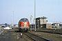 """MaK 2000010 - DB """"220 010-3"""" 16.08.1983 - Cuxhaven, BahnbetriebswerkThomas Gottschewsky"""