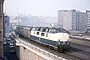 "MaK 2000012 - DB ""220 012-9"" 09.03.1982 - HamburgThomas Gottschewsky"