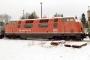 MaK 2000013 - Rail Consulting 10.02.2003 - Ebersbach (Sachsen)Steffen Duntsch