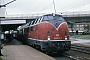 "MaK 2000013 - DB ""220 013-7"" 18.06.1981 - Stade, BahnhofMichael Hafenrichter"