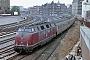 """MaK 2000013 - DB """"220 013-7"""" 30.05.1984 - Hamburg, HauptbahnhofEdgar Albers"""