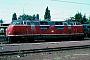 "MaK 2000013 - DB ""220 013-7"" 09.07.1982 - Hamburg-HarburgWerner Brutzer"